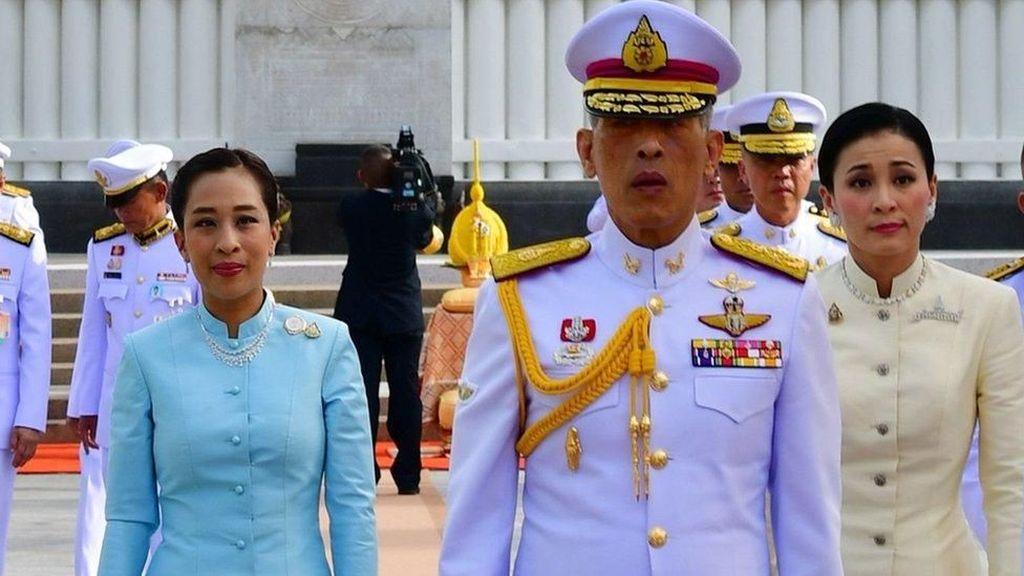Raja Baru Thailand Maha Vajiralongkorn di Mata Minoritas Muslim