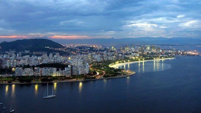 Brasilia, merupakan ibu kota negara Brazil sejak 1960, sebelumnya Rio de Janeiro yang menjadi ibu kota. Istimewa/Varzesh11.