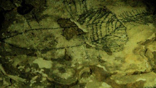 Peneliti Temukan Kerusakan Lukisan Prasejarah di Gua Purba Sulsel