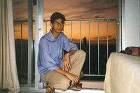 Sundar Pichai di usia mudanya.