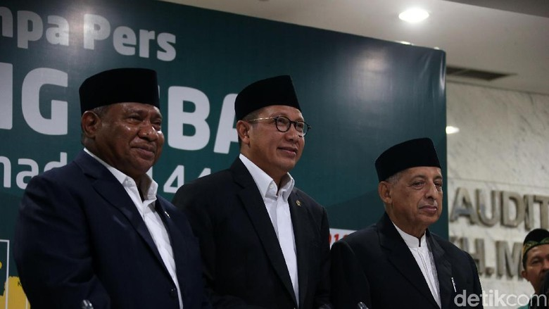 Potret Pengumuman Hasil Sidang Isbat:1 Ramadhan 1440 H Pada 6 Mei 2019