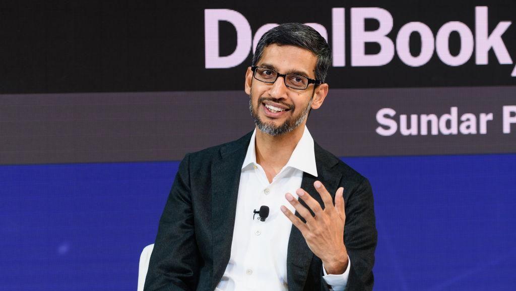 Kisah Mengagumkan Bocah Miskin India Pimpin Induk Google