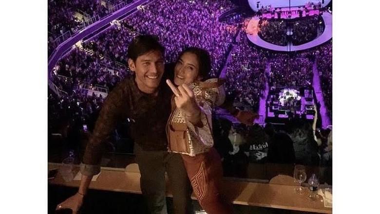 Bahagia Dilamar Richard Kyle, Jessica Iskandar: I Said Yes