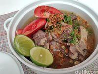 Menu Harian Ramadhan ke-25: Sup Hingga Rawon Buntut Bisa Jadi Ide Masak Hari Ini