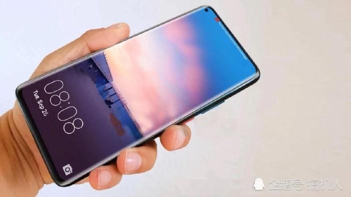 Reka wujud Huawei Mate 30. (Foto: via GSM Arena)