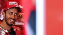 Demi Kejar Marquez, Dovizioso Sekuat Tenaga Kembali ke Jalur Kemenangan