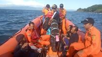 KM Dharma 3 GT Tenggelam Dihantam Ombak di Perairan Bima, 3 ABK Selamat