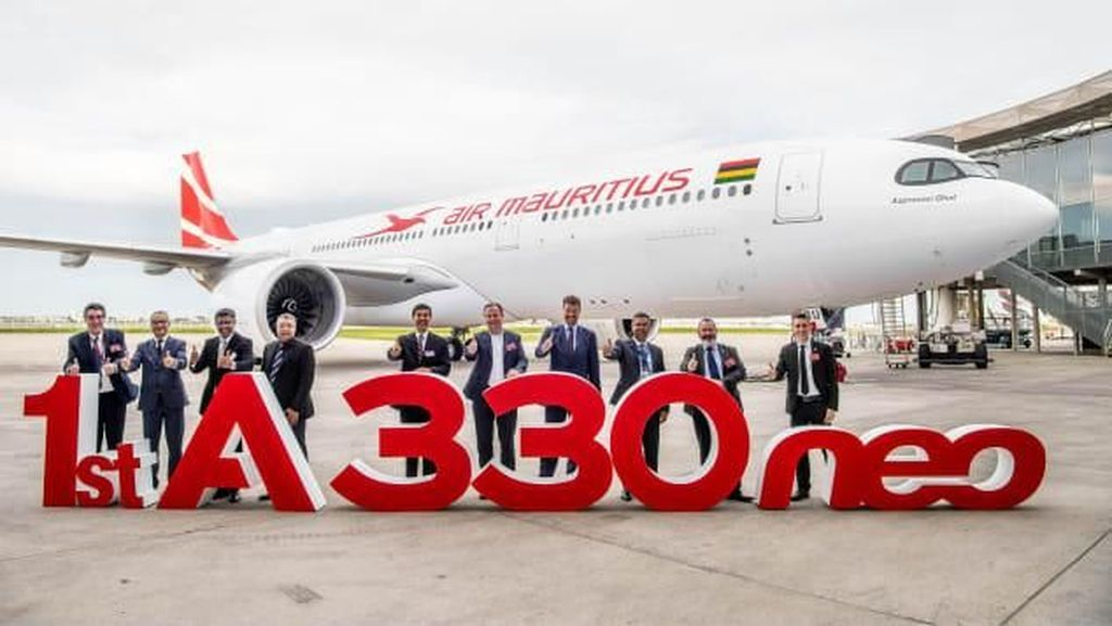 Video Unik Perakitan Airbus A330neo dalam 2 Menit