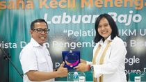 Dorong UKM, BOP Labuan Bajo Gelar Workshop Digitalisasi