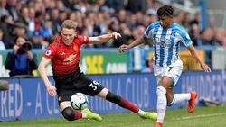 Huddersfield vs Man United: Imbang, Setan Merah Gagal ke Liga Champions