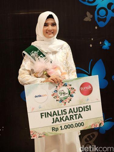 Siswi SMP Jago Beatbox Jadi Juara Audisi Sunsilk Hijab Hunt 2019 Jakarta