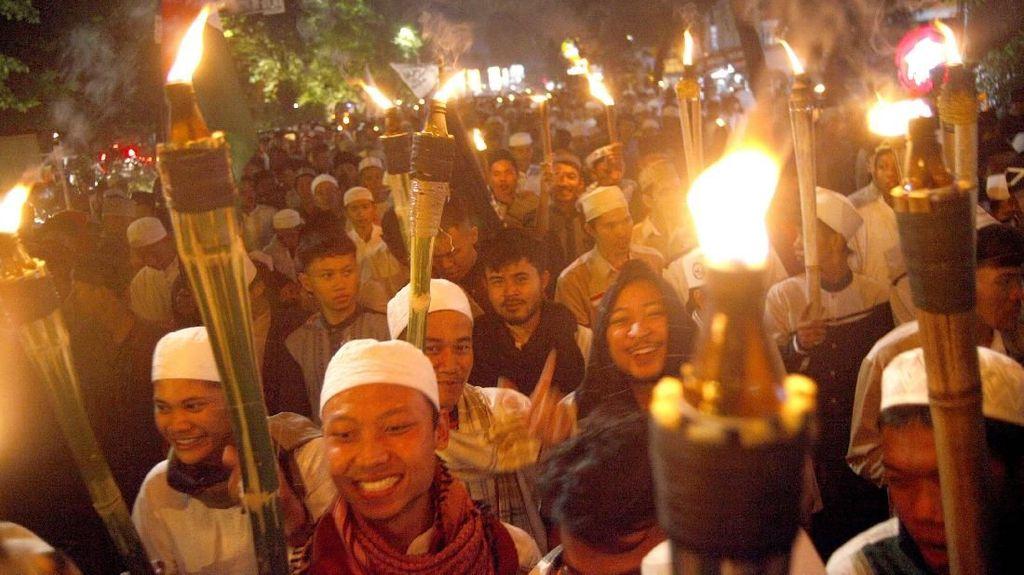 Muharram Festival, Ribuan Milenial Bakal Pawai Obor di Bunderan HI