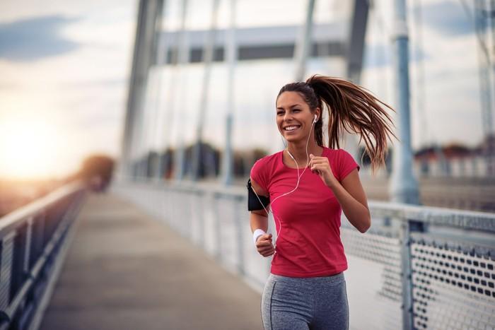 Pola hidup sehat yang bikin tubuh terhindar dari sakit. Foto: iStock