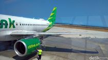 Citilink Alihkan Sejumlah Penerbangan dari Bandara Halim