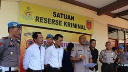 Sebar Hoax Polisi Nyamar Angkut C1 di Kuningan, Abdul Diciduk