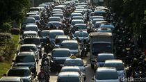 Kemacetan Jakarta Diklaim Turun, Ngitungnya dari Mana?