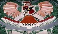 Rancangan Istana Negara Hoaks