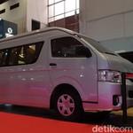 Bikin Toyota HiAce Senyaman Alphard, Berapa Biayanya?