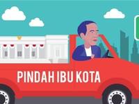 PUPR Bakal Jadi Kementerian Pertama yang Pindah ke Ibu Kota Baru