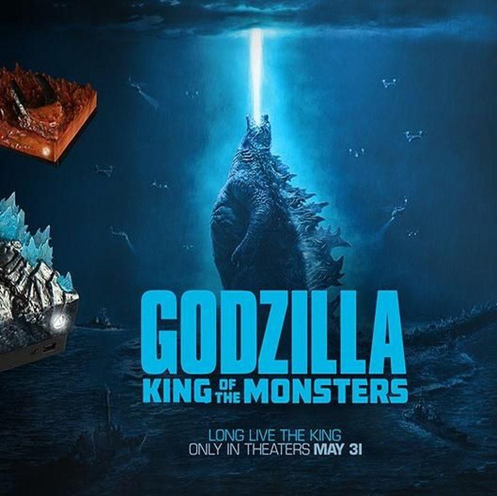 Godzilla II: King of Monsters: Godzilla Si Penyelamat