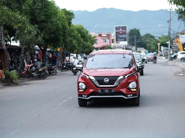 Harga Nissan Livina, Spesifikasi, dan Review untuk Berlebaran/Foto: Ruly Kurniawan