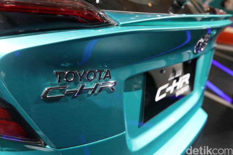 Toyota C-HR Hybrid. Foto: Pradita Utama
