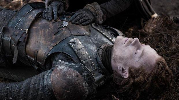 Akhir tragis Theon Greyjoy.