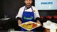 Memasak Menu Buka dan Sahur Praktis Bersama Chef Norman Ismail