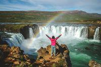 Islandia yang punya bentang alam nan indah (iStock)