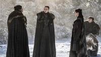 Bertajuk Last of Stark, episode ini mungkin agak sedikit menurunkan ketegangan usai pertempuran kemarin.Dok. Helen Sloan/HBO