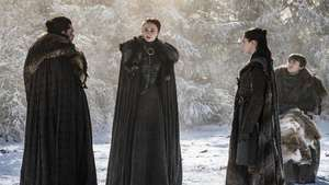 Tanggalkan Baju Zirah, Brienne Game of Thrones tampil Anggun
