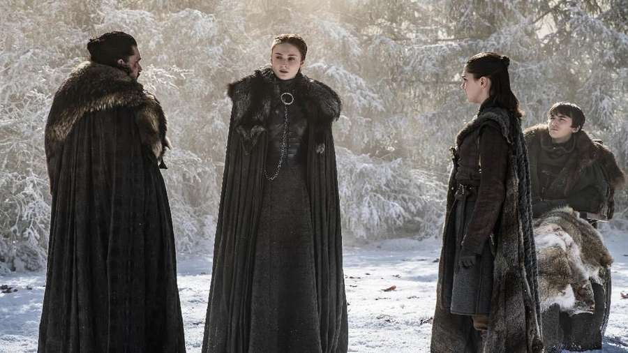 Mereka yang Berpesta dan Duka Usai Perang Epik Game of Thrones