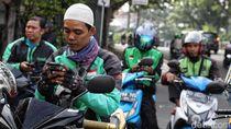 Serunya Buka Puasa Bareng Abang Go-Jek di Bandung