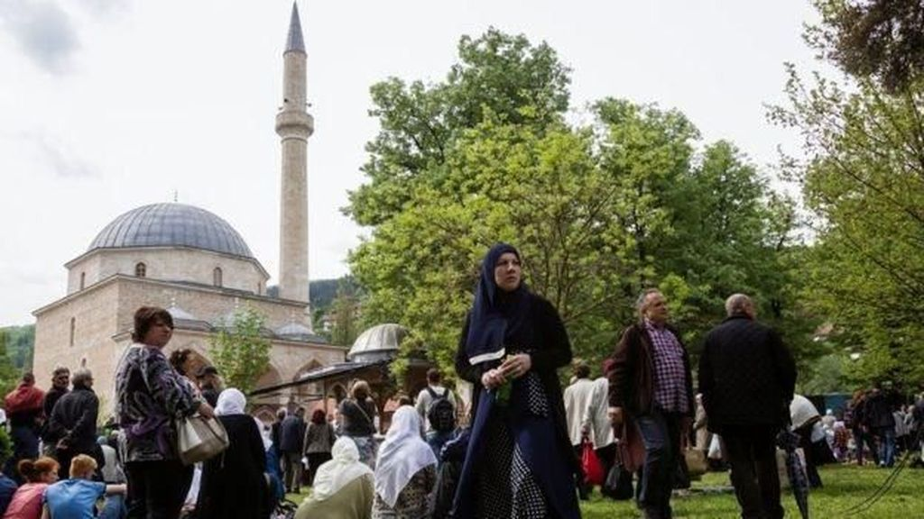 Hancur Akibat Konflik Bosnia 1992, Masjid Aladza Dibuka Kembali