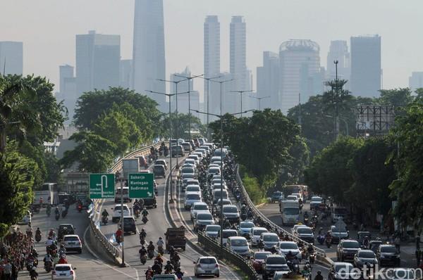 Jumlah penduduk negara-negara kecil di Eropa itu pun kalau digabung semua, belum bisa mengalahkan jumlah penduduk Kota Jakarta yang sebanyak 9 juta orang (Rifkianto Nugroho/detikcom)