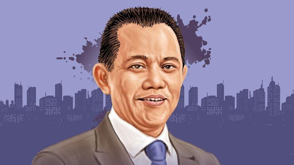 Chris Kanter Dirut Indosat Seumur Jagung
