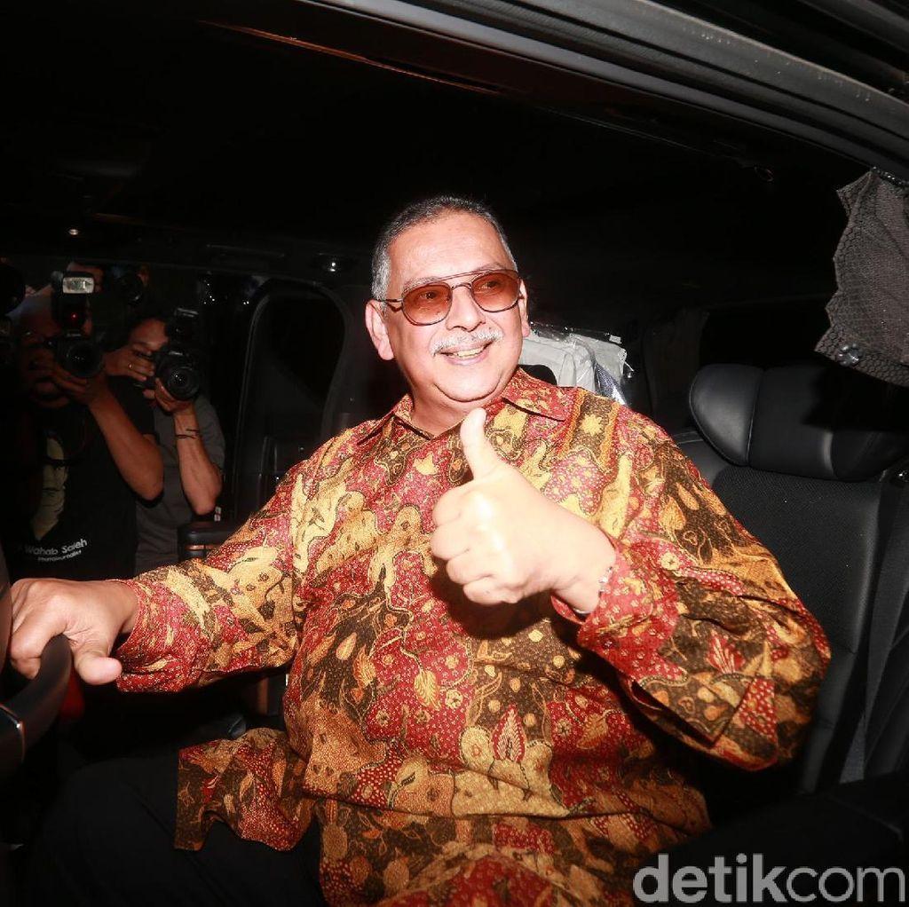 KPK Panggil Ulang Sofyan Basir Pekan Depan