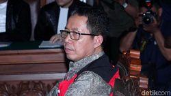 Joko Driyono Hadapi Sidang Tuntutan Hari Ini