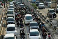 Kemacetan di Jakarta, jadi salah satu yang mengkhawatirkan (Rifkianto Nugroho/detikcom)