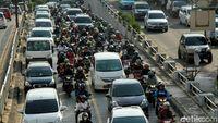 Sepeda Motor Bikin Ruwet dan Sumbang Polusi, Kurang Penegakan Hukum?