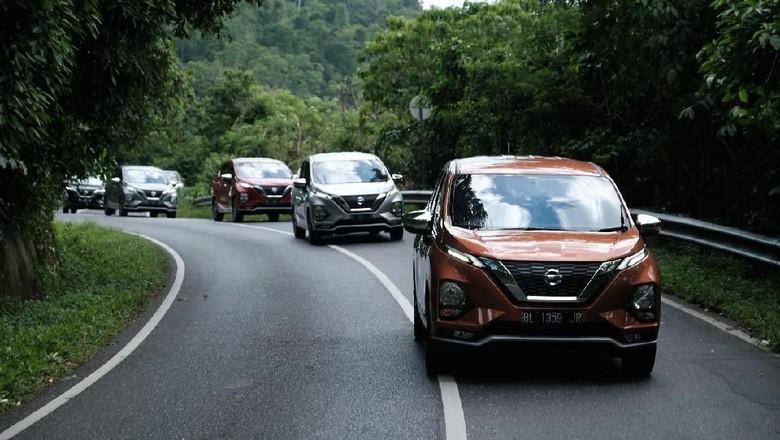 Test Drive Nissan Livina di Banda Aceh Foto: PT Nissan Motor Indonesia