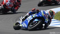 Waduh! Part Motor Alex Rins Dicuri Marshall
