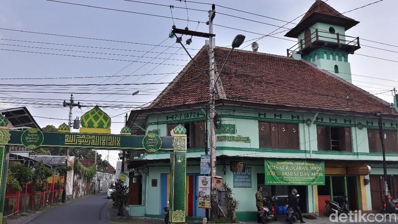Foto: Langgar Merdeka di Solo (Bayu Ardi Isnanto/detikcom)