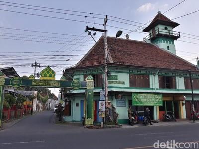 Langgar Merdeka, Masjid di Solo yang Dulunya Toko Candu
