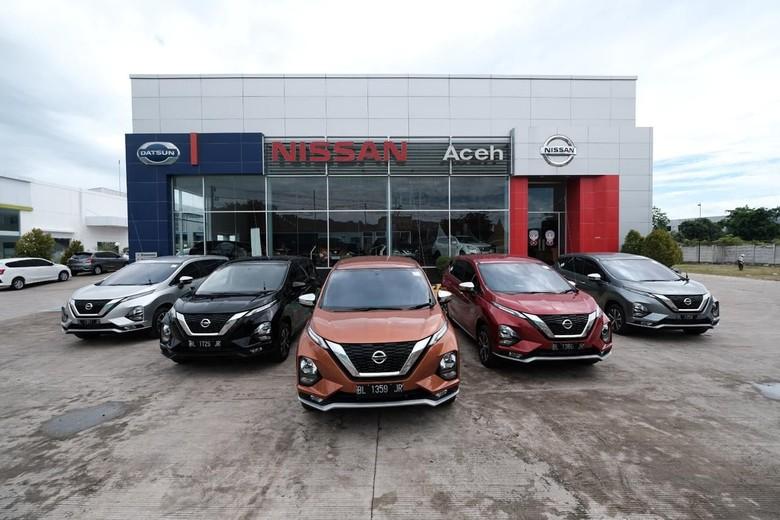 Nissan Livina. Foto: PT Nissan Motor Indonesia