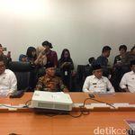 Para Gubernur Kumpul Bareng Kepala Bappenas Bahas Ibu Kota Baru