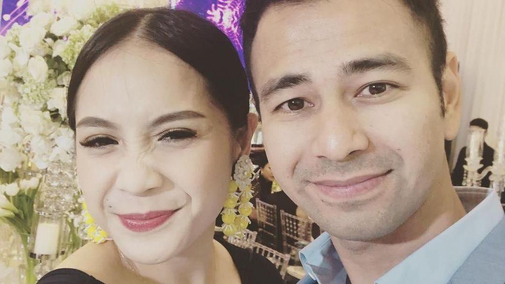 Cemburunya Gigi saat Raffi Ahmad Ajak Ria Ricis Menikah