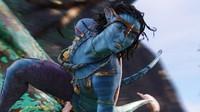 dalam film tersebut, Zoe berperan sebagai alien berkulit biru bernama Neytiri.Dok. Twentieth Century Fox