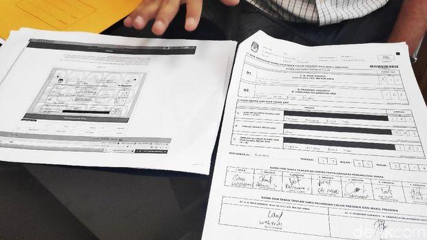 M Taufik Ungkap Kejanggalan Penemuan Ribuan Form C1 di Menteng