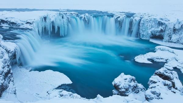 Dahulu kala, nenek moyang Islandia memiliki agama kepercayaan. Mereka semua menyembah patung-patung yang dianggap sebagai perwujudan dewa. (iStock)